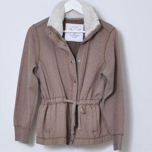 Sonona Life/Style Sherpa Draw Waist String Jacket